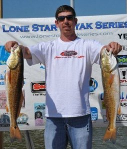 LSKS #4 with 12 lbs. and 5th Place