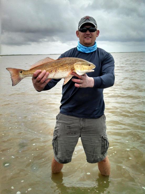 Ricky 22 inch red