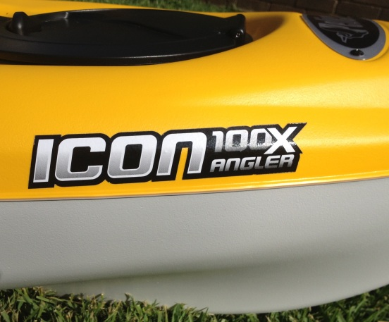 Icon 100X Angler 5