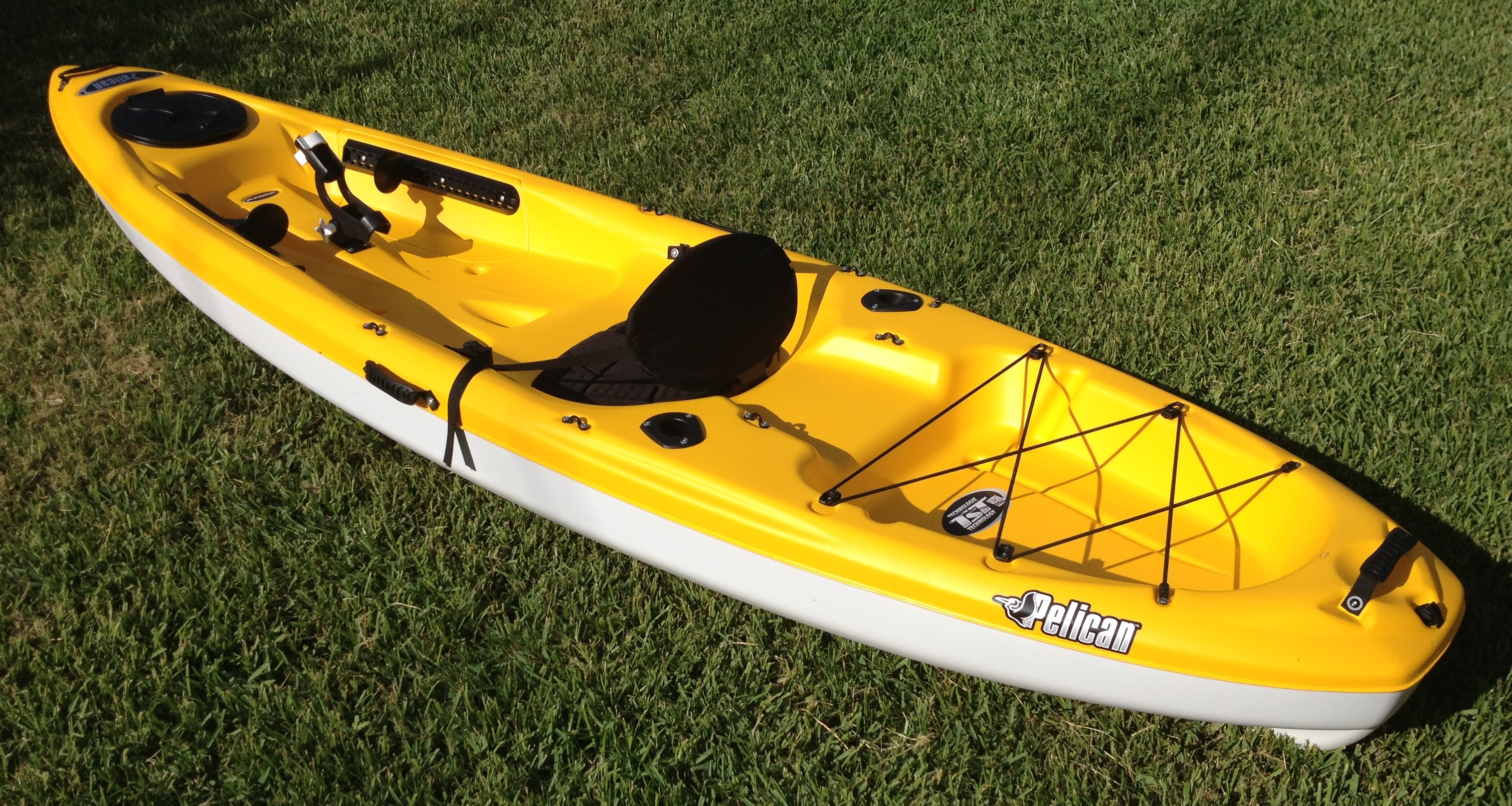 Pelican Icon 100X Angler Kayak First Look | Tail Tail Signs